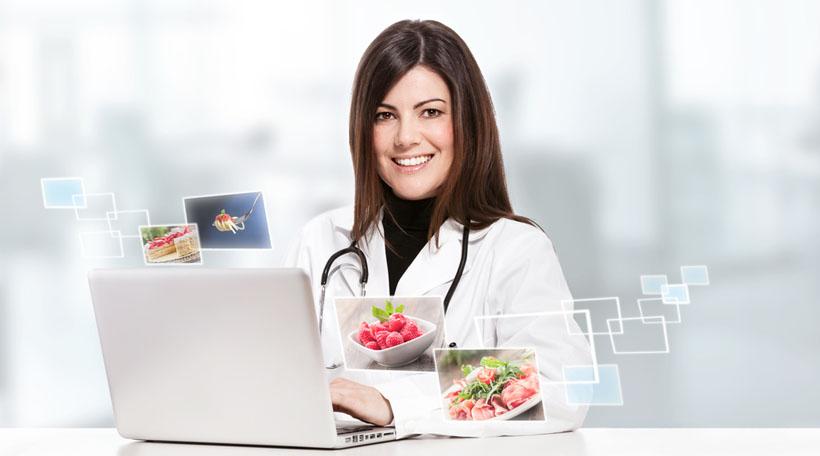 consulta en nutrición