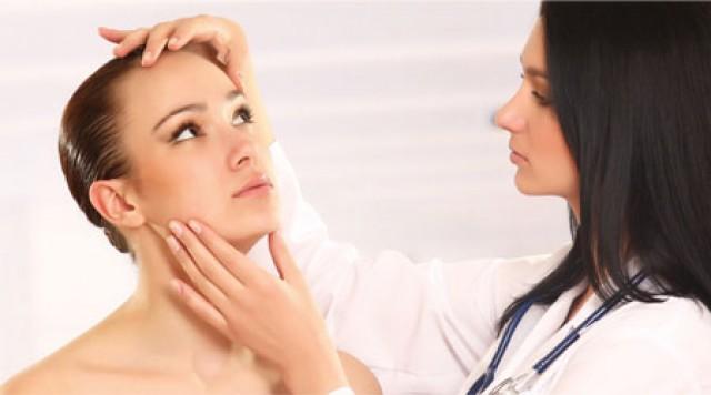 consulta en dermatología
