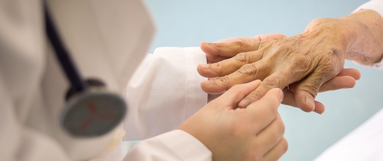 Consulta en reumatología
