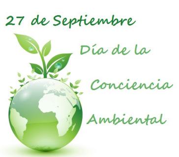 27 de septiembre día conciencia-ambiental