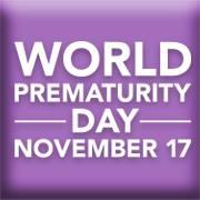 17 de noviembre: día del bebe prematuro
