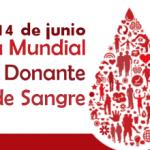 Día Mundial del Donante de Sangre – 14 de junio de 2017