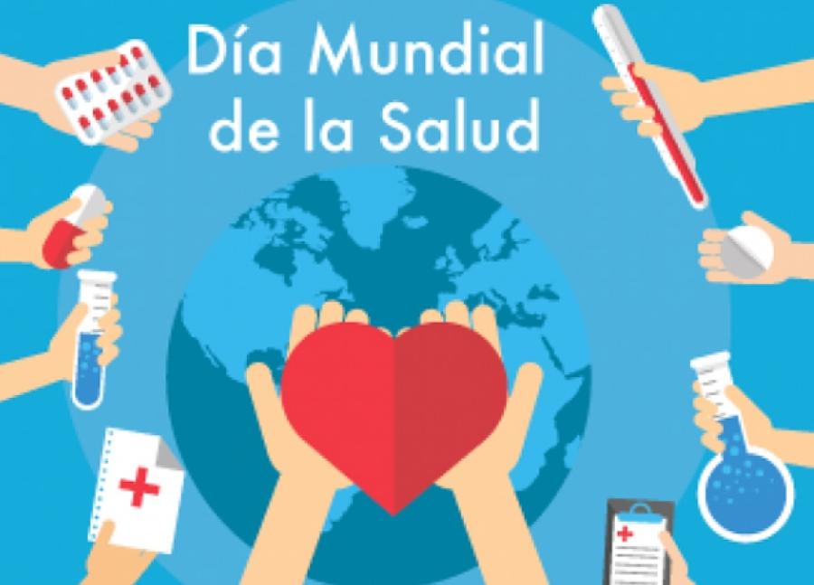 D U00eda Mundial De La Salud 7 De Abril De 2018